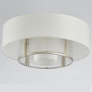Потолочный светильник Bakersfield, Silver perla Champagne D55*H32 cm