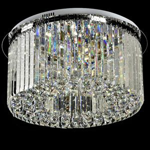 Потолочный светильник Madison, Clear glass D40*H18 cm