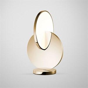 Настольная лампа Eclipse Light Gold