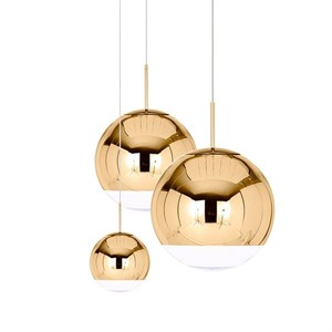 Люстра Mirror Ball Gold I D15/20/25