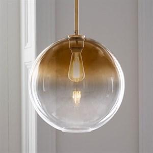 Светильник подвесной Passage D20 gold