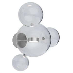 Настенный светильник Bolle Wall 04 Bubbles Nickel