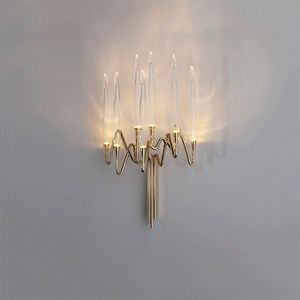 Бра Il Pezzo 12 Wall Sconce Chandelier Gold