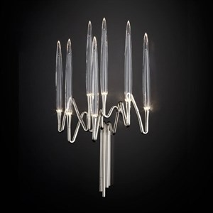Бра Il Pezzo 12 Wall Sconce Chandelier Nickel