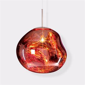 Светильник подвесной Melt Copper D38