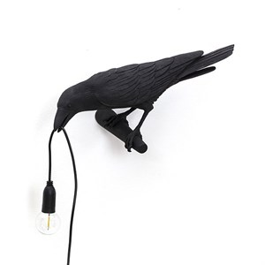 Бра Bird Lamp Black