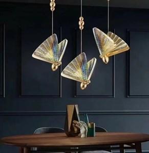 люстра The Magic Butterfly R3 разноцветная