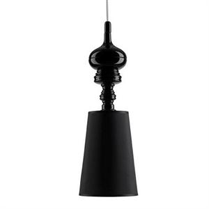 Светильник Josephine One Диаметр 25 см / Высота 80 см Черный
