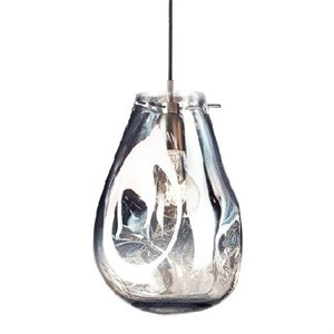 Светильник подвесной Soap A прозрачный