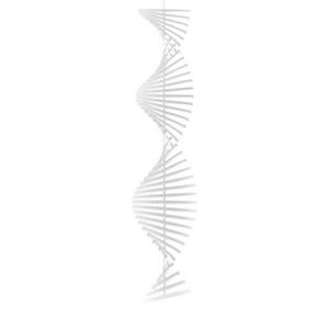 Люстра Rhythm Vertical  White 239