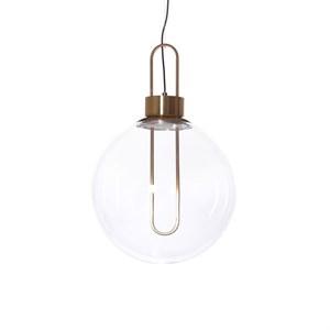 Светильник подвесной Orb Brass D35