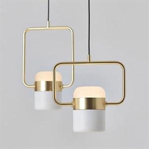 Светильник подвесной Ling H26 Gold