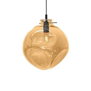 Светильник подвесной Soap C янтарный