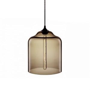 Светильник подвесной Bell Jar Cognac