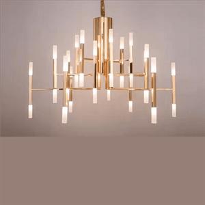 Люстра The Light 36 золотой