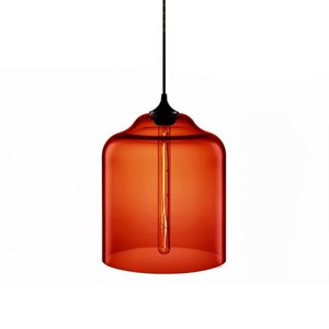 Светильник подвесной Bell Jar Red