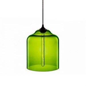 Светильник подвесной Bell Jar Green