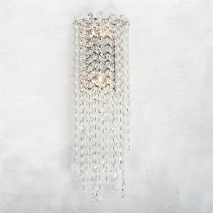 Бра San Antonio, Chrome Clear crystal L15*H50*Sp15 cm