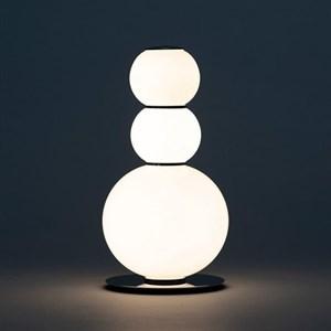 Лампа настольная Pearls D латунь