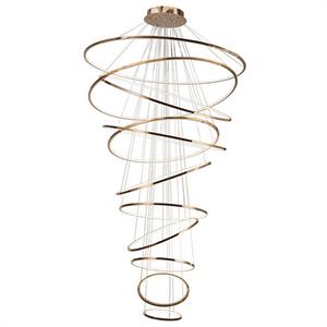Подвесной светильник Indianapolis, Rose gold D130*H350 cm