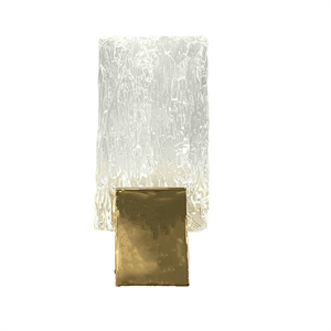 Бра Denver,  Clear glass L13*H30*Sp5 cm