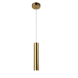 Подвесной светильник Washington, Titanium gold D6.5*H60/180 cm