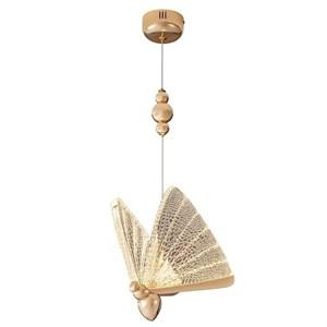светильник The Magic Butterfly прозрачный 22 см