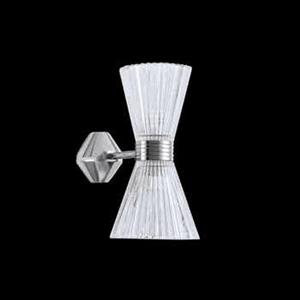 Бра Arlington, Nickel Shade clear glass L16*H27*Sp14 cm