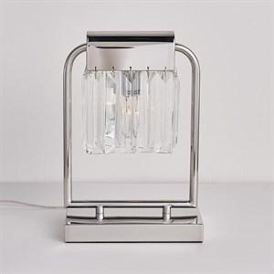 Настольная лампа New Orleans, Chrome Clear L25*H30 cm