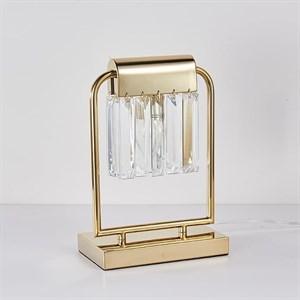 Настольная лампа New Orleans, Gold Clear L25*H30 cm