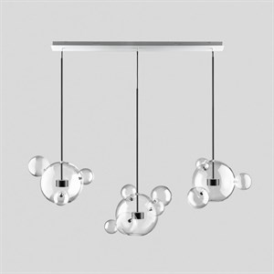 Светильник Bolle Linear 14 Bubbles Black
