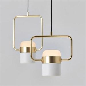 Светильник подвесной Ling  H19 Gold