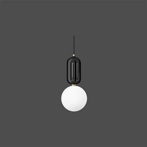 Светильник  Parachilna Aballs D18 черный