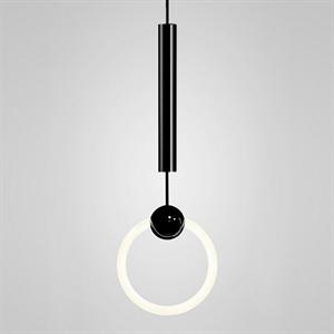 Светильник Ring Light Black D30