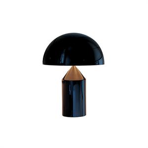 Настольная лампа Atollo Black D25