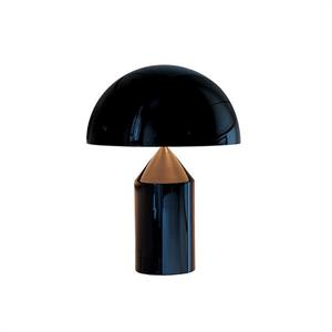 Настольная лампа Atollo Black D38