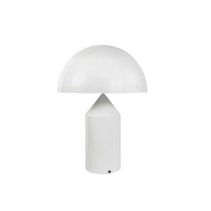 Настольная лампа Atollo White D25