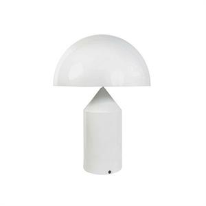Настольная лампа Atollo White D38