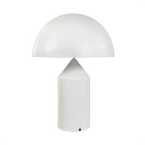 Настольная лампа Atollo White D50