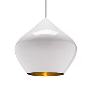Cветильник Beat Light Stout White Диаметр 30 см / Высота 28 см Белый