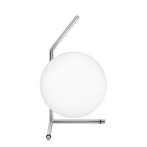 Настольная лампа IC Lighting Table 1 Low Chrome