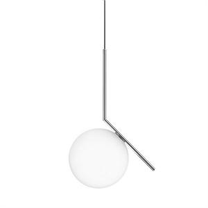 Светильник IC Lighting S2 Chrome Pendant Lamp