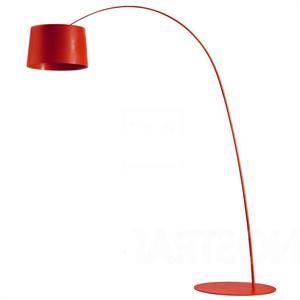 Торшер Twiggy   Красный