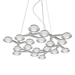 Светильник настенно-потолочный Led Net Circle D77 LED*30
