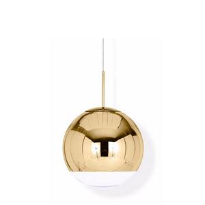 Светильник Mirror Ball Gold D25