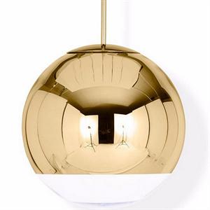 Светильник Mirror Ball Gold D50