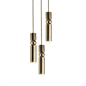 Светильник Fulcrum Light 3 Gold
