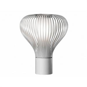 Лампа настольная Chasen Диаметр 28 см / Высота 45 см Белый