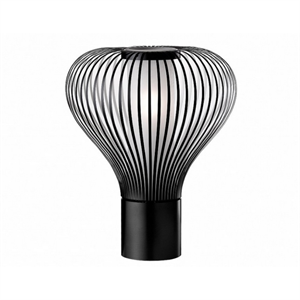 Лампа настольная Chasen Диаметр 28 см / Высота 45 см Черный