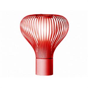 Лампа настольная Chasen Диаметр 28 см / Высота 45 см Красный